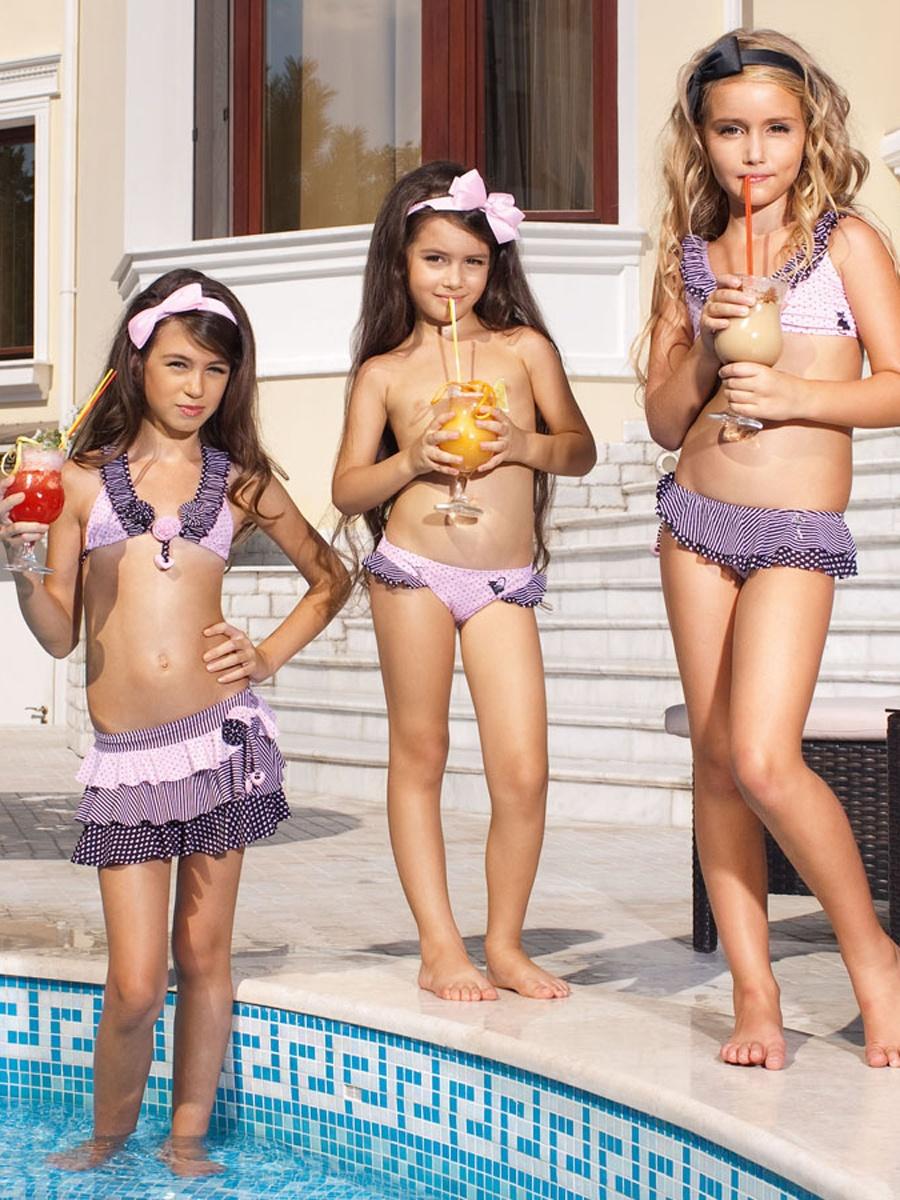 девочки 10 лет в купальниках фото