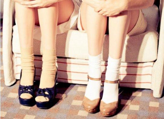Модные носки: мода 2018, бренды
