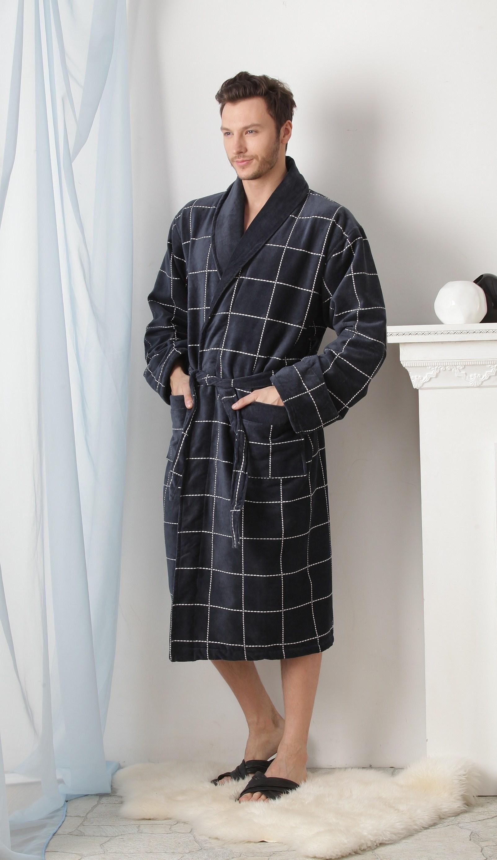 4898eff96a996 Халат - подарок мужчине на день рождения | Блог о нижнем белье ...